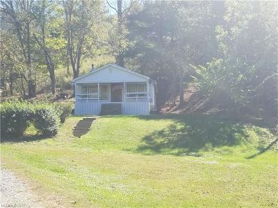 Weaverville Single Family Home For Sale: 311 Upper Flat Creek Road