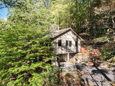 Asheville Single Family Home For Sale: 559 Chunns Cove Road