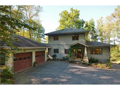 Asheville Single Family Home For Sale: 24 Ridgeview Way