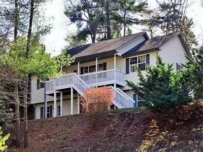 Weaverville Single Family Home For Sale: 81 Red Maple Drive