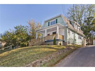 Asheville NC Single Family Home For Sale: $354,900