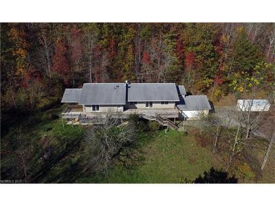 Balsam Grove NC Single Family Home For Sale: $289,000