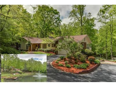 Hendersonville Multi Family Home For Sale: 204 & 206 Woods End Drive