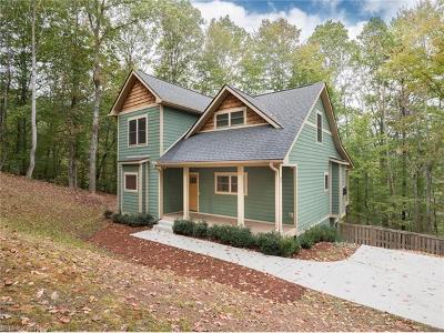 Asheville Single Family Home For Sale: 61 Three Oaks Drive #4