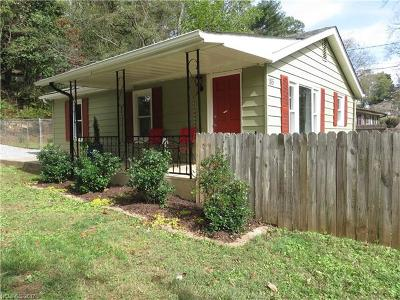Asheville Single Family Home For Sale: 185 Appalachian Way