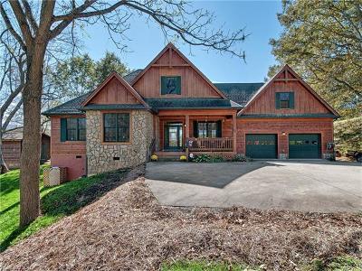 Waynesville Single Family Home For Sale: 5 Hydrangea Drive