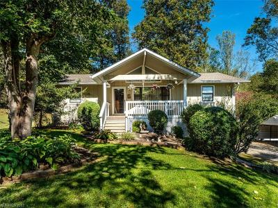 Mills River Single Family Home For Sale: 63 Blossomwood Path