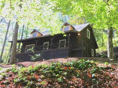 Hendersonville Single Family Home For Sale: 102 Quail Hollow Road