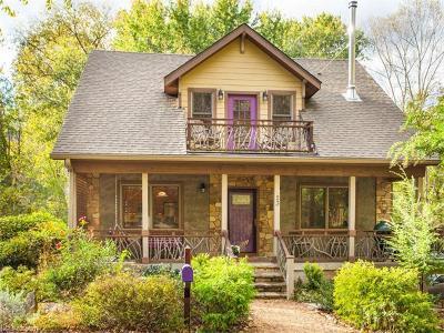 Asheville Single Family Home For Sale: 23 Deaver Street
