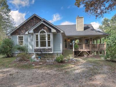 Waynesville Single Family Home For Sale: 77 Boardwalk Lane