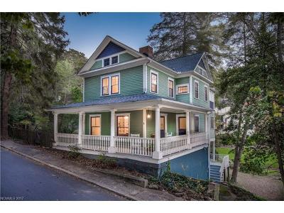 Asheville Single Family Home For Sale: 5 Howland Road