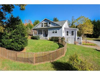 Asheville Single Family Home For Sale: 4 Bellhaven Road