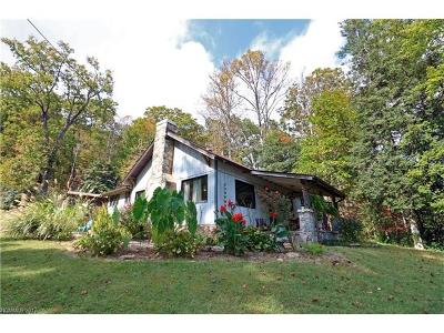 Pisgah Forest Single Family Home For Sale: Tbd Vineyard Loop