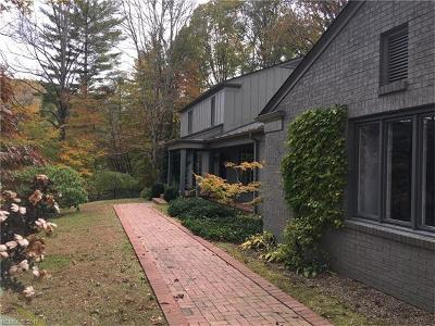Pisgah Forest Single Family Home For Sale: 616 Glen Cannon Drive