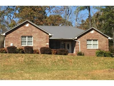 Rutherfordton Single Family Home For Sale: 120 Lily Mae Drive
