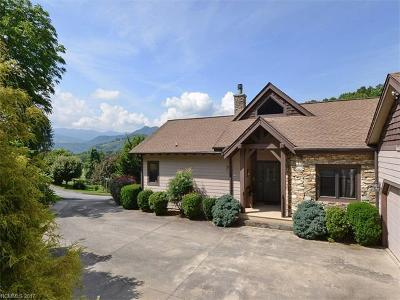 Waynesville Single Family Home Under Contract-Show: 33 Banker Drive
