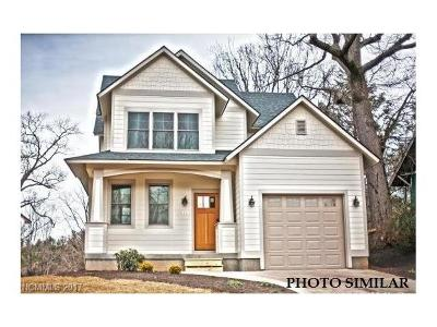 Asheville Single Family Home For Sale: 95 Caledonia Road #12