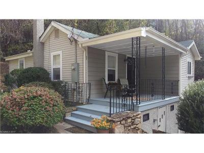 Asheville Single Family Home For Sale: 63 Wellington Drive