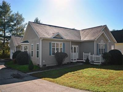 Mills River Single Family Home For Sale: 144 Kingfisher Lane