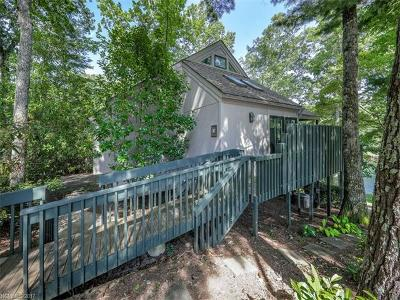 Lake Toxaway Single Family Home For Sale: 47 Toxaway Point