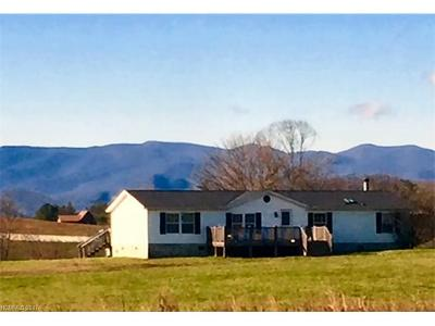 Pisgah Forest Single Family Home Under Contract-Show: 165 Lauralee Lane