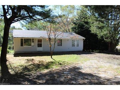 Hendersonville Single Family Home For Sale: 203 Orr's Camp Road