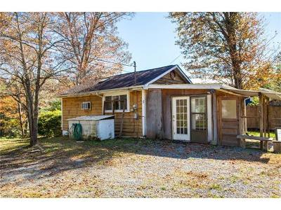 Hendersonville Single Family Home Under Contract-Show: 175 Holly Springs Church Road