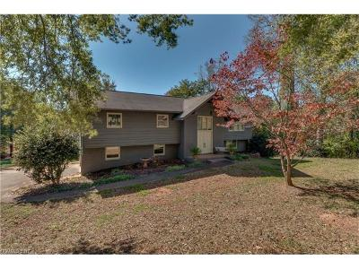 Rutherfordton Single Family Home Under Contract-Show: 175 Honeysuckle Drive