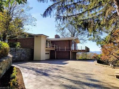 Asheville Single Family Home For Sale: 92 Horizon Hill Road