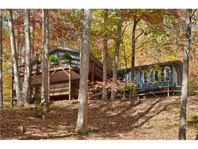 Waynesville Single Family Home For Sale: 161 Liberty Road