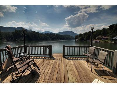 Lake Lure Single Family Home For Sale: 132 Pirates Cove #3A