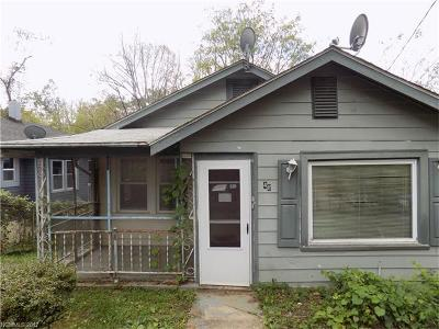 Asheville Single Family Home Under Contract-Show: 48 Boyd Avenue