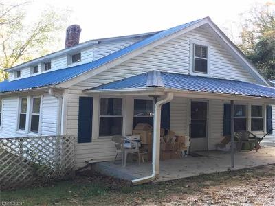 Asheville Single Family Home Under Contract-Show: 70 Springside Road