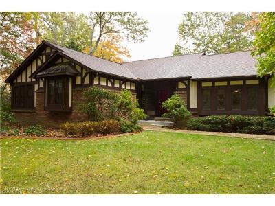 Pisgah Forest Single Family Home For Sale: 8 Laurel Lakeshore Drive