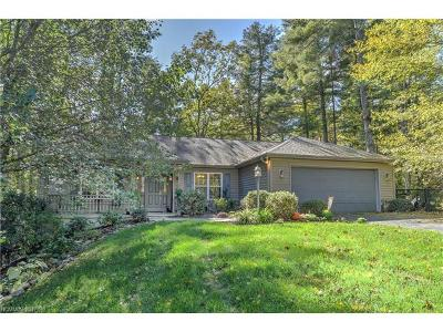 Hendersonville Single Family Home Under Contract-Show: 15 Tall Pines Road #8