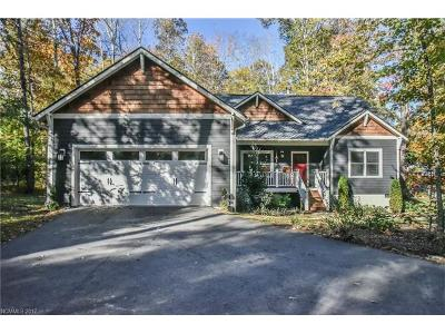 Black Mountain Single Family Home Under Contract-Show: 29 Woodbend Lane