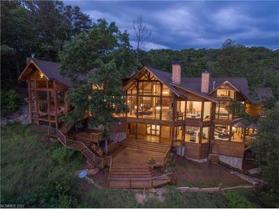 Marshall Single Family Home For Sale: 174 Moonshadow Lane