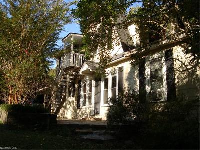 Tryon NC Multi Family Home For Sale: $210,000