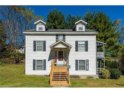 Asheville Multi Family Home For Sale: 62 Debra Lane