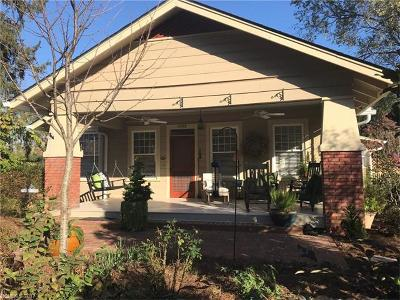 Hendersonville Single Family Home Under Contract-Show: 1032 Patton Street