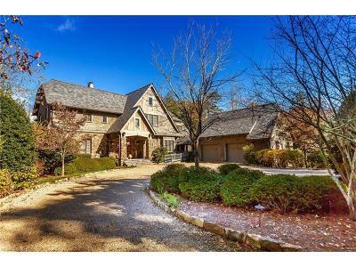 Brevard Single Family Home For Sale: 146 Allison Creek Trail