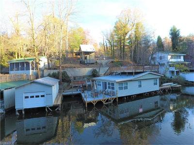 Lake Lure Single Family Home For Sale: 1942 Memorial Highway #22,21