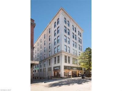 Asheville Condo/Townhouse For Sale: 84 Walnut Street #501