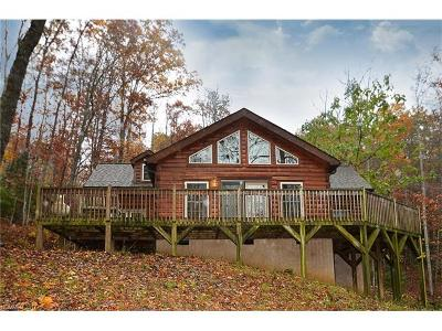 Black Mountain Single Family Home Under Contract-Show: 36 Havens Creek Road