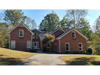 Rutherfordton Single Family Home For Sale: 189 Ridgeview Drive