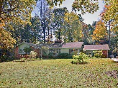 Biltmore Forest Single Family Home Under Contract-Show: 6 Browntown Road