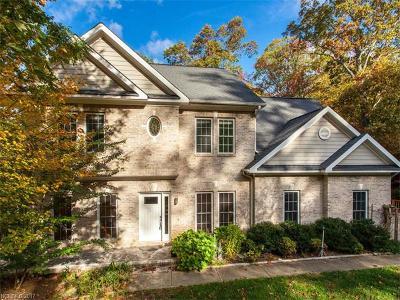 Asheville Single Family Home For Sale: 113 Ballantree Drive #178