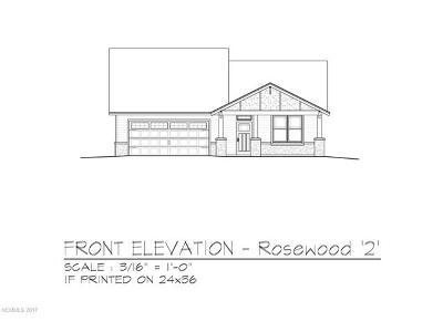 Asheville Condo/Townhouse For Sale: 11 Rosecroft Lane #CH10