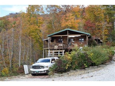 Lake Toxaway Single Family Home For Sale: 483 Morton Gap Road
