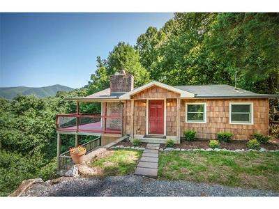 Waynesville Single Family Home For Sale: 355 Old Fiddle Road